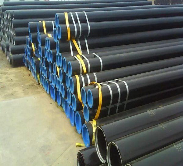 Seamless steel line pipe A106GR.B for agriculture irrigation product