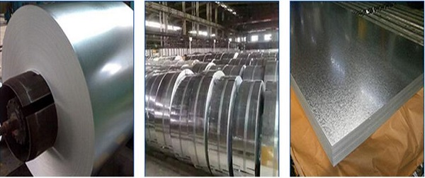 G235 Hot Dipped Galvanized Steel Sheet Roll productdisplay