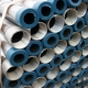 ASTM A106 A153 hot dip galvanized steel pipe