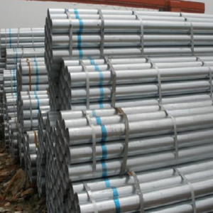 S235JR S355JR hot dip galvanized steel pipe