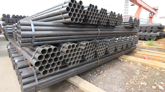 "2"" sch40 erw welded steel pipe"