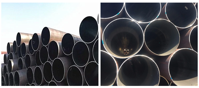 Carbon steel welded pipe product details