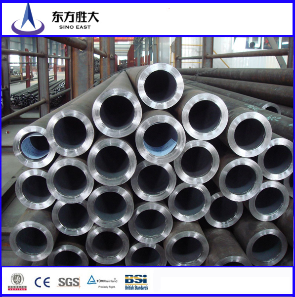 China high quality DN20 carbon alloy seamless pipe supplier