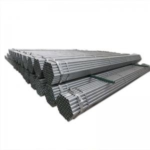 Construction galvanized steel pipe