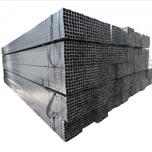 hot dip galvanized square steel pipe