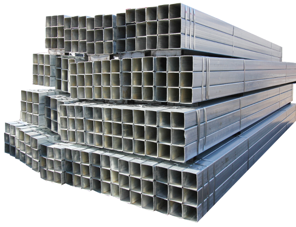 hot dip galvanized square steel pipe for sale