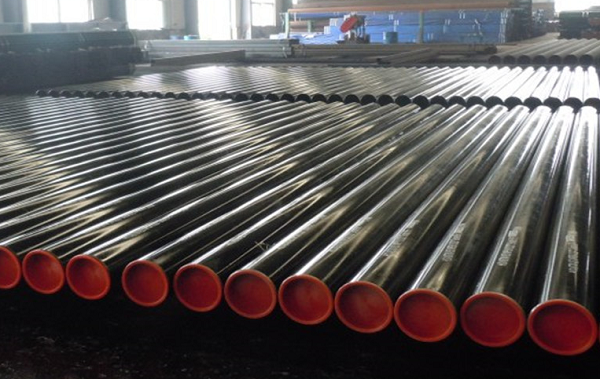 High quality EMT conduit use ERW black carbon steel pipe