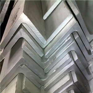 321 stainless steel angle bar with bright finish