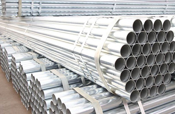 High quality BS1387 ASTM hot dip galvanized steel pipe price
