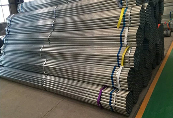 High Quality Round Galvanized Carbon Steel Pipe