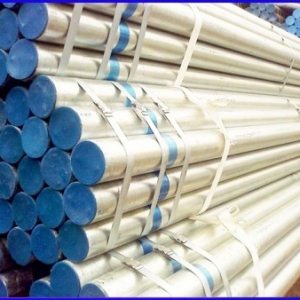 DN15-DN200 galvanized Round tubing