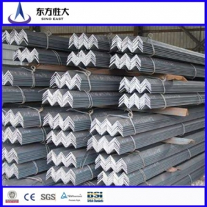 hot rolled S235jr steel angle bar