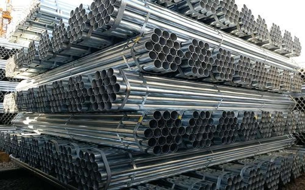 High quality galvanized steel pipe product