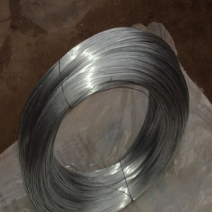 4.0 low carbon galvanized steel wire