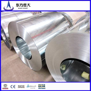 high quality z275 Hot dip galvanized steel coil