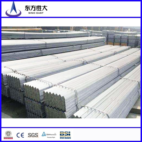 ASTM A36 black mild steel angle bar angle iron suppliers