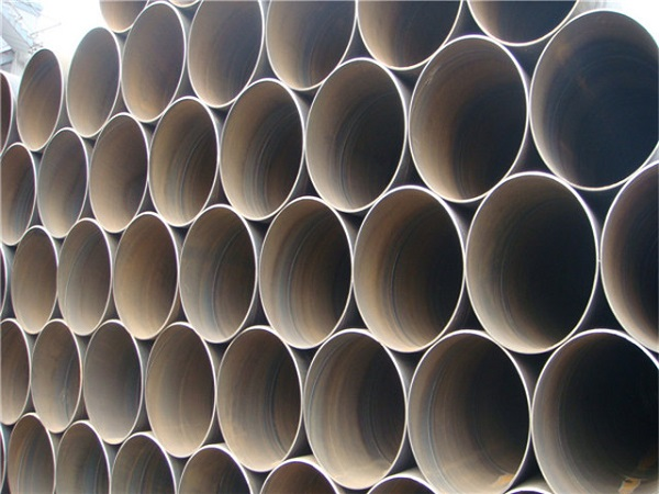 ASTM A252 piling spiral welded ssaw steel pipe product