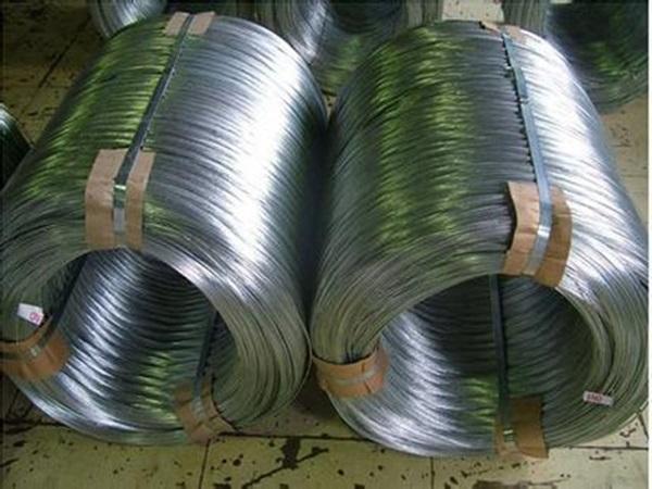 4.0 low carbon galvanized steel wire