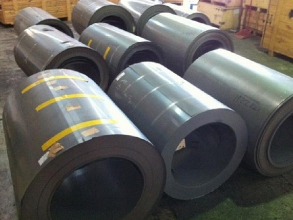 Cold rolled steel strip product