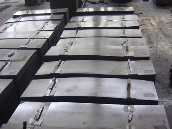 Cold rolled Steel Sheet Product showing