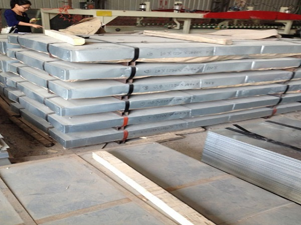 Hot Dip Galvanized Steel Sheet Metal product