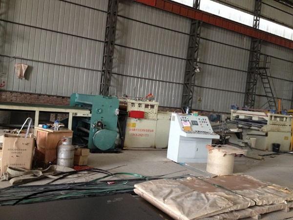 Hot Dip Galvanized Steel Sheet Metal productequipment