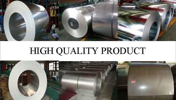 SGCC GI Galvanized Steel Coils Products