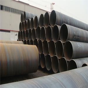 STD Welded 304 Spiral Steel Pipe