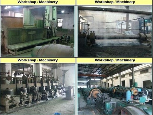 China Wholesale Quality Black Wire Manufacturer Workshop and Machinery