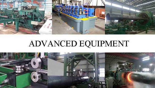 Stainless steel angle bar equipment