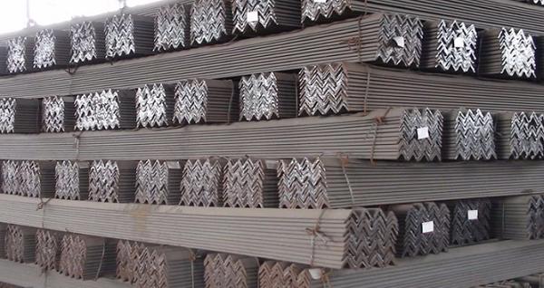 ASTM A36 black mild steel angle bar angle iron