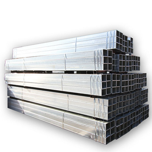 Manufacturer pre galvanized square tubing low price in China