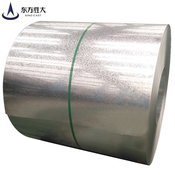 DX51D hot dipped galvanized steel coils product description