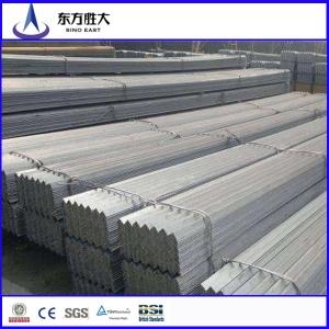 Quality q235 6m length L v shaped hot rolled steel bar