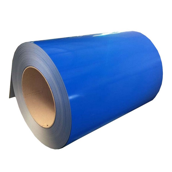 ppgl color coated steel coil price
