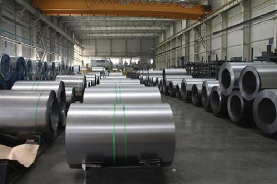 steel coil factory