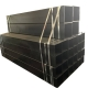 Q235 20x20mm greenhouse galvanized welded square steel pipes manufacturer