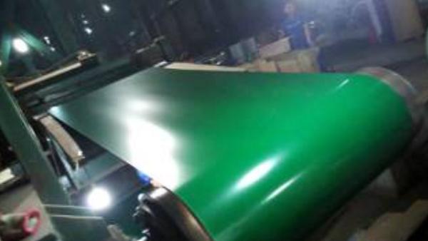 Hot Sale Prepainted GI steel coil / PPGI color coated galvanized steel coil