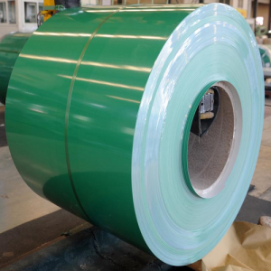 Hot Sale Prepainted GI steel coil / PPGI color coated galvanized steel coil