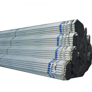 GI galvanized steel pipe