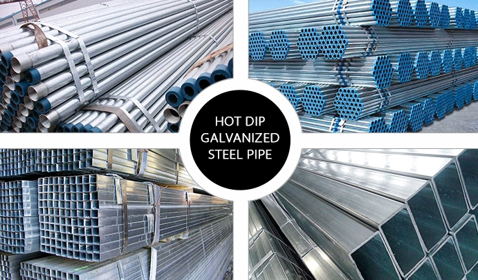 Galvanized Steel Tube At Good Prices
