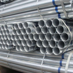 galvanized pipe for potable water