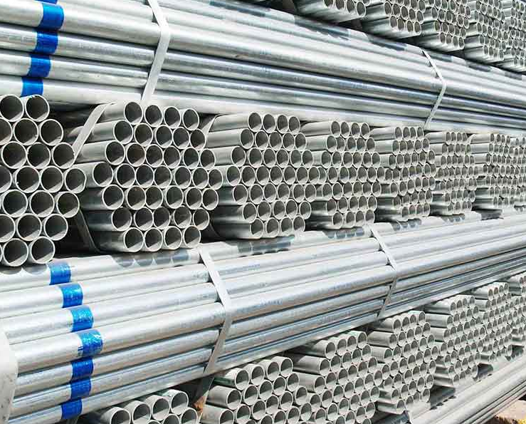 Construction material galvanized steel pipe for potable water