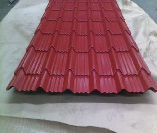 galvanized steel roofing sheets