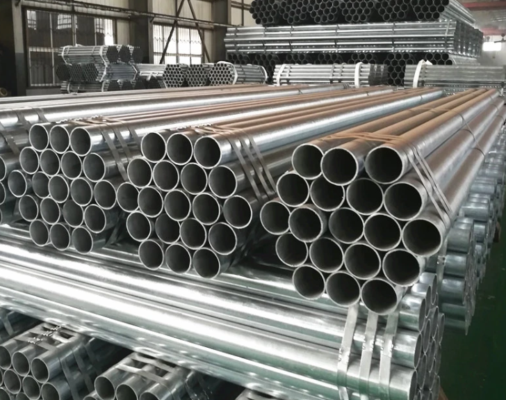 Factory price 20 ft 2 inch galvanized pipe for sale