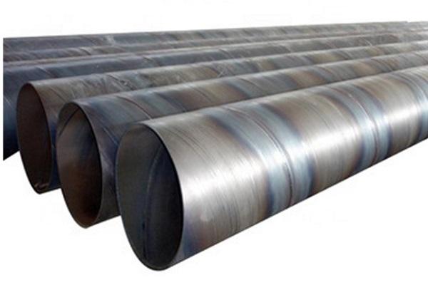 spiral hot finished welded tubes supplier